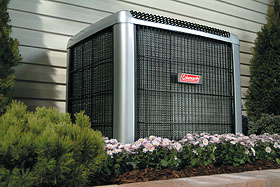 Coleman Heat Pumps
